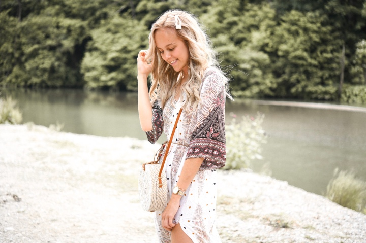 Style of the week: BOHO Kleider