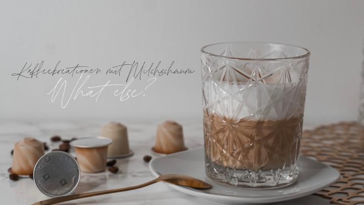 Kaffeekreationen mit Milchschaum – Whatelse?